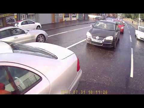 Gransha Taxi Close Pass