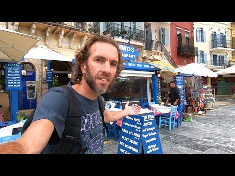 A TOUR OF CHANIA, CRETE | Is It Worth Visiting?