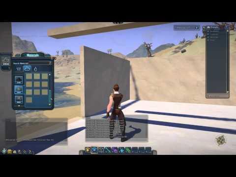 EVERQUEST NEXT LANDMARK – Gameplay ITA – Minecraft 2.0!