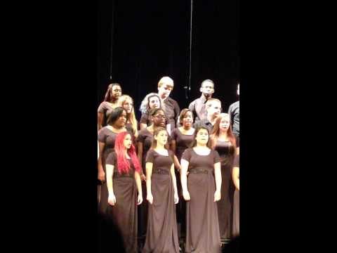 Dream Catcher - poem by Langston Hughes. Performed by Pompano Beach High School 05/14/2015