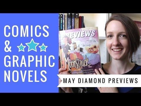 May Diamond Previews | Comics and Graphic Novels