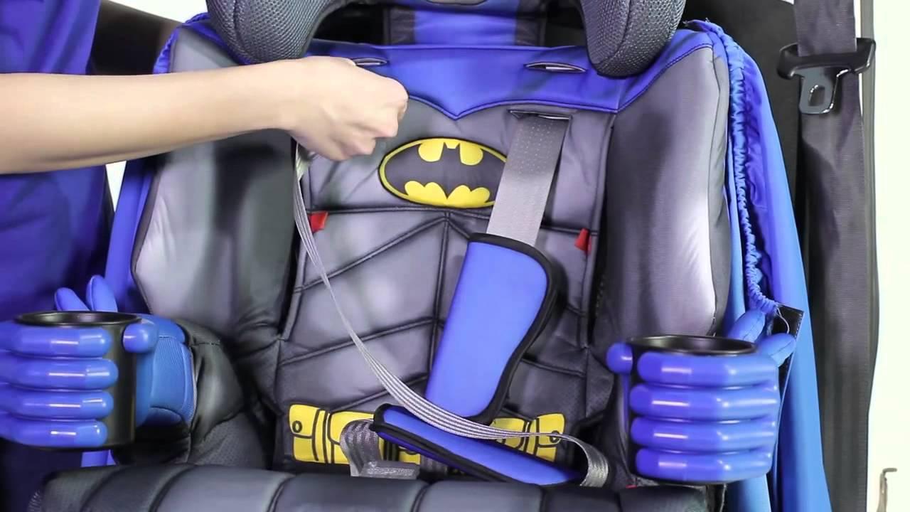 BATMAN CARSEAT 3 HD