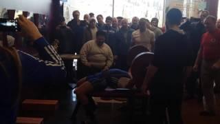 Соревнования по жиму штанги лежа в Ялте 23.02.2017. Вторая сессия