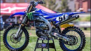 Inside Justin Barcia's Factory Yamaha YZ450F - Motocross Action Magazine