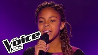 Stay - Rihanna | Norah | The Voice Kids 2016 | Blind Audition