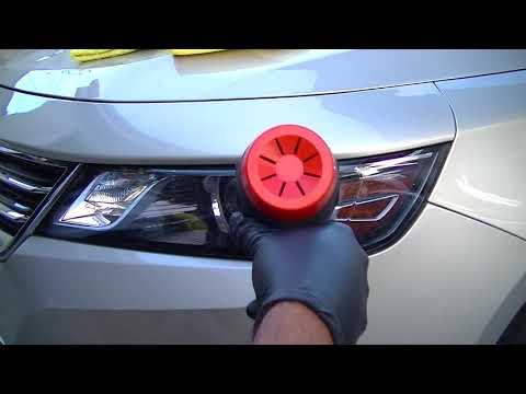 2014-2018 Impala LTZ X-Pel Headlight Film Kit Install