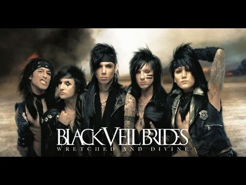 Black Veil Brides Wretched and Divine The Story of the ...