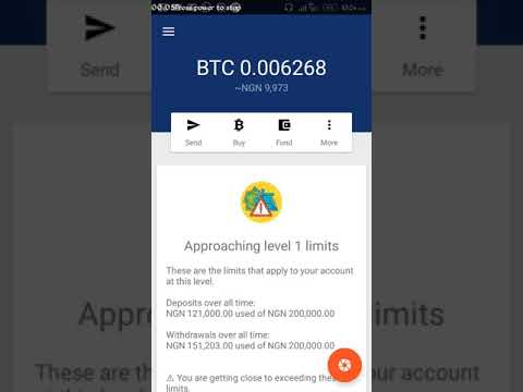 How To Sell Bitcoin On Your LUNO Wallet.