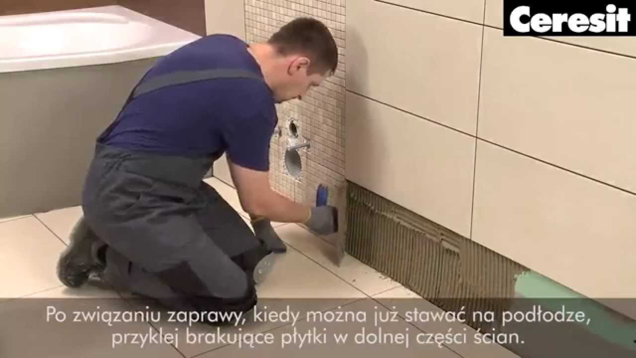 Ceresit Montaż Płytek W łazience Film Instruktażowy Tiling Pl