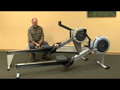 Best Rowing Machine Concept2 Model D vs Concept2 Model E
