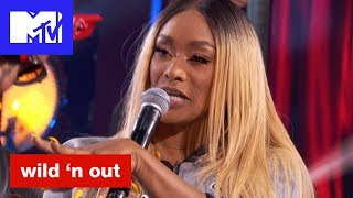 Tami Roman of 'Basketball Wives' Steps Up | Wild 'N Out | #Wildstyle