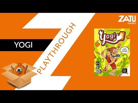Yogi Playthrough