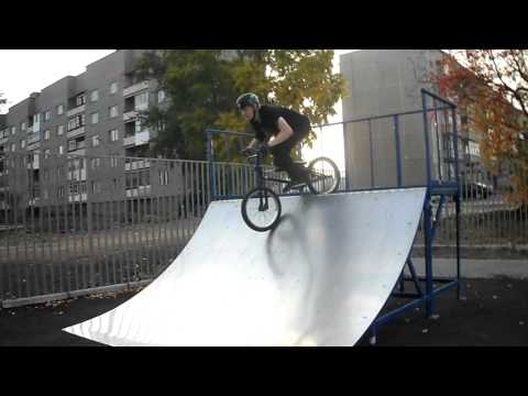 Time To Fly Bmx Family.Нижняя Салда трип.