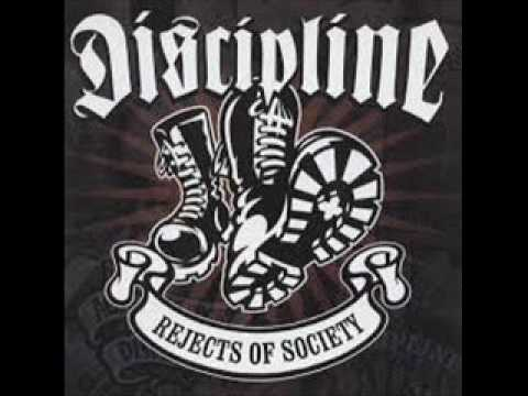 DISCIPLINE - EVERYWHERE WE GO
