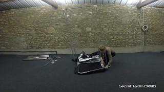 Secret Jardin Dark Room DR90 aufbauen (Rev 2.6)