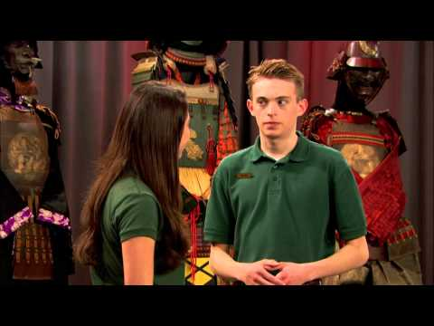 Kickin It - Fight at the Museum | Official Disney XD Africa