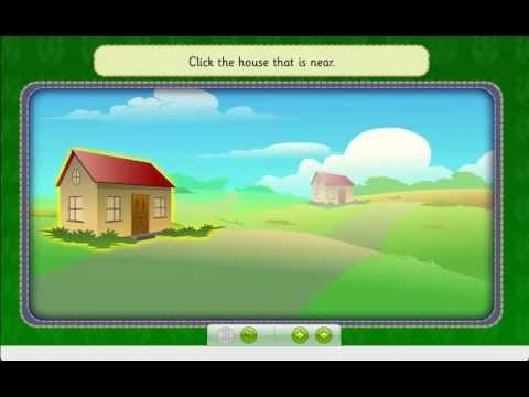 Pre Primary Demo - Maths: Near and Far - YouTube