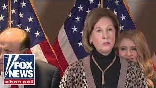 Trump legal team distances itself from Flynn lawyer Sidney Powell
