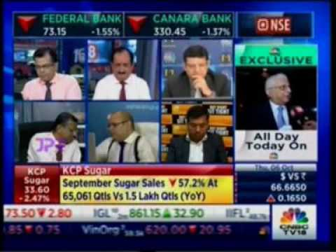 Watch Mr. Varun Goel on CNBC for the show NSE Closing Bell