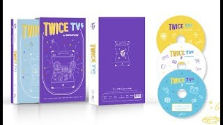 Twice TV 6 Twice in Singapore - Book, Photos and DVD