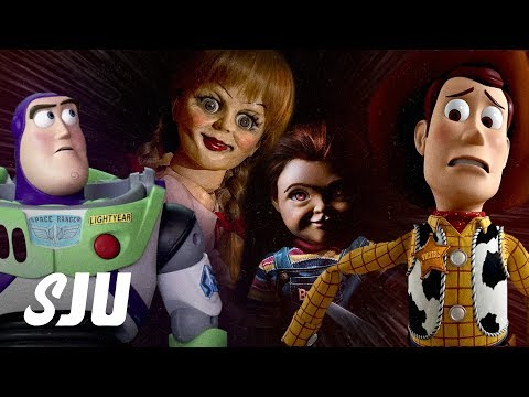 Why Do We Love Toys That Come To Life? | SJU