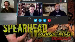 adam kokesh and jay dyer debate the state