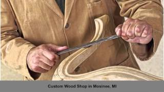 Karen's Cases Custom Wood Shop Mosinee Mi
