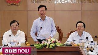Kiểm tra công tác chống tham nhũng tại Bộ Giáo dục