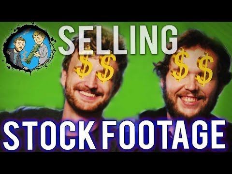 Selling Stock Footage!