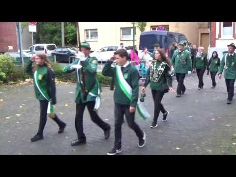 BJT 2017  Langenfeld Richrath  der Festzug im Paradebereich