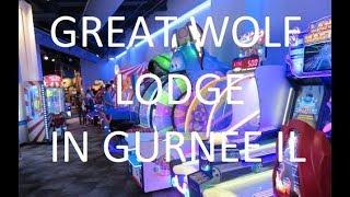 GREAT WOLF LODGE IN GURNEE IL