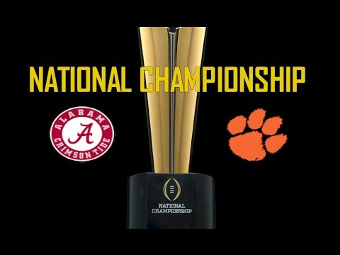 College Football National Championship prediction
