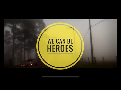 Oh we can be Heroes, just for one day...
