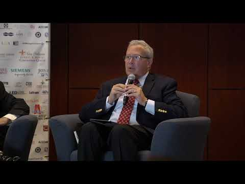 Trade Week Panel: Laying the Groundwork for Successful Public Private Partnerships