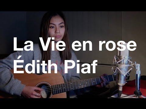 La Vie en rose - Édith Piaf (Kayth Alex Cover) | Kayth Alex