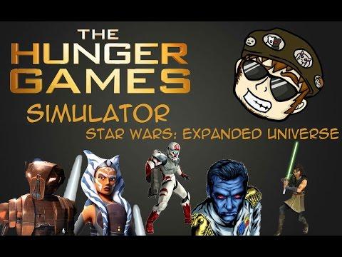 Hunger Games Sim Star Wars Expanded Universe (Game 13)