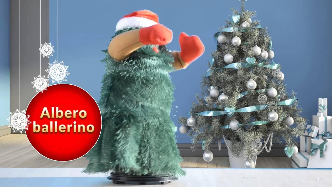 Immagini Natale Che Si Muovono.Albero Di Natale Ballerino