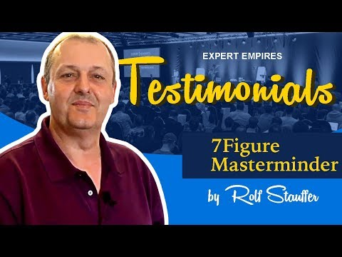Seriously Fun Business testimonial by Rolf Stauffer