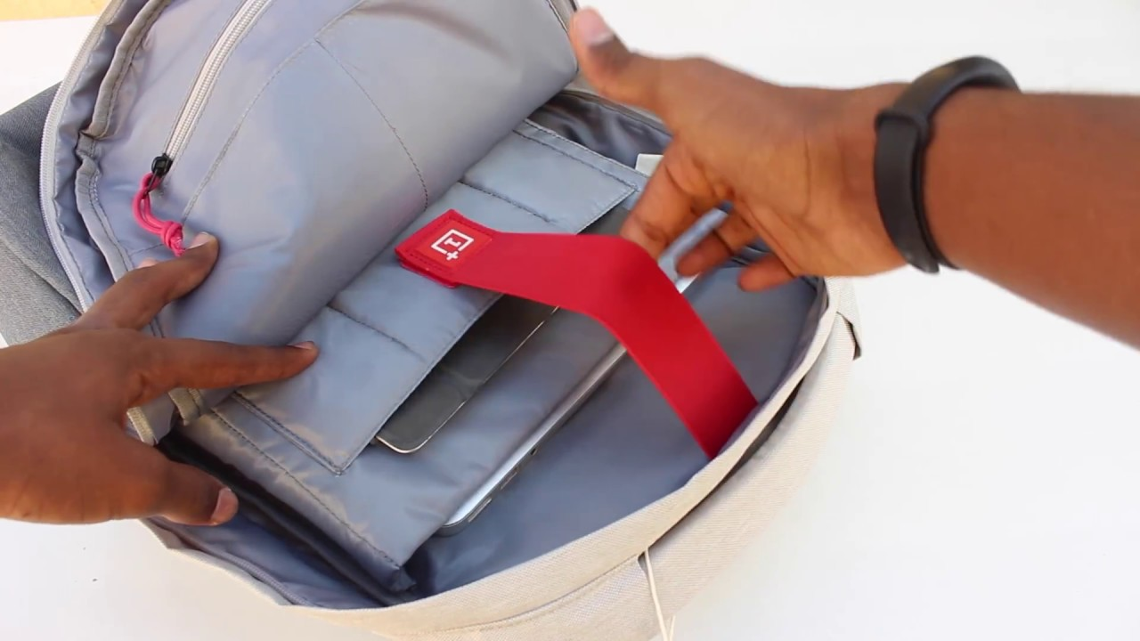 a3c04b8efd12 Oneplus Travel Backpack