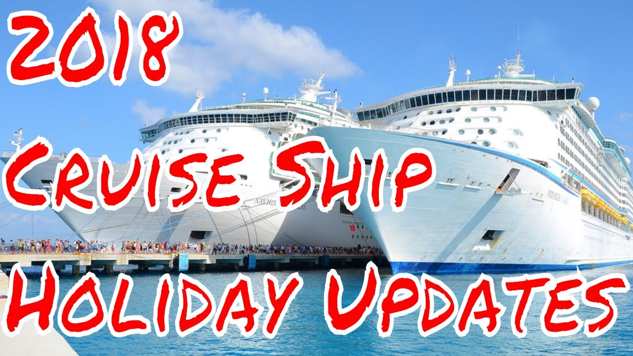 Last Minute Cruise Deals >> 2018 Cruise Ship Holiday Updates Repositioning Cruises And Last Minute Cruise Deals