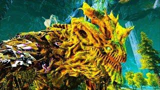 ЛЕСНОЙ (ДРЕВЕСНЫЙ) ТИТАН! КАК НАЙТИ И ПРИЗВАТЬ?/Forest Titan in ARK ► Ark: Extinction