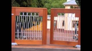 Artistic Wooden Gates In Cresskill Nj. (800)576-5919