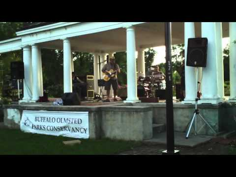 "Willie May Band ""Let It Rain""8-12-11.MOV"