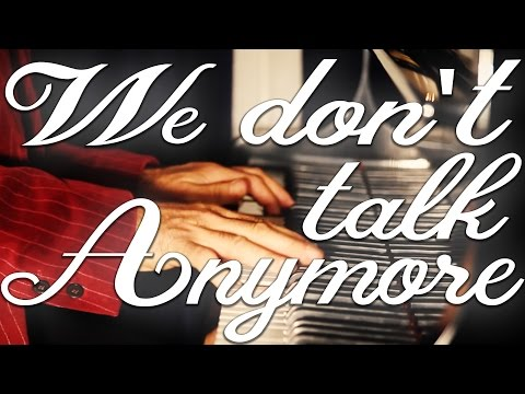 We Don't Talk Anymore - Beard Guy from Walk off the Earth (Selena & C.Puth Cover)
