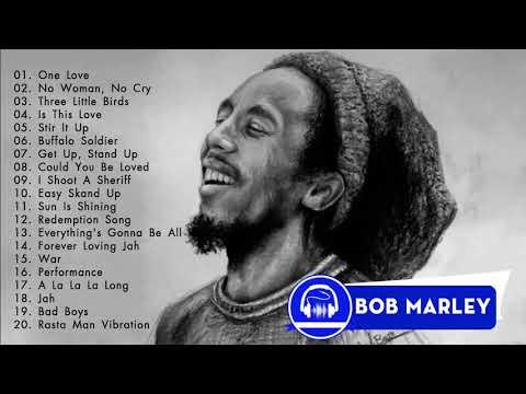 Bob Marley Greatest Hits Full Album The Very Best Of Bob Marley