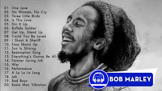 Bob Marley Greatest Hits Full Album - The Very Best of Bob Marley