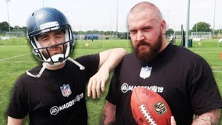 XO vs NFL | MADDEN 19