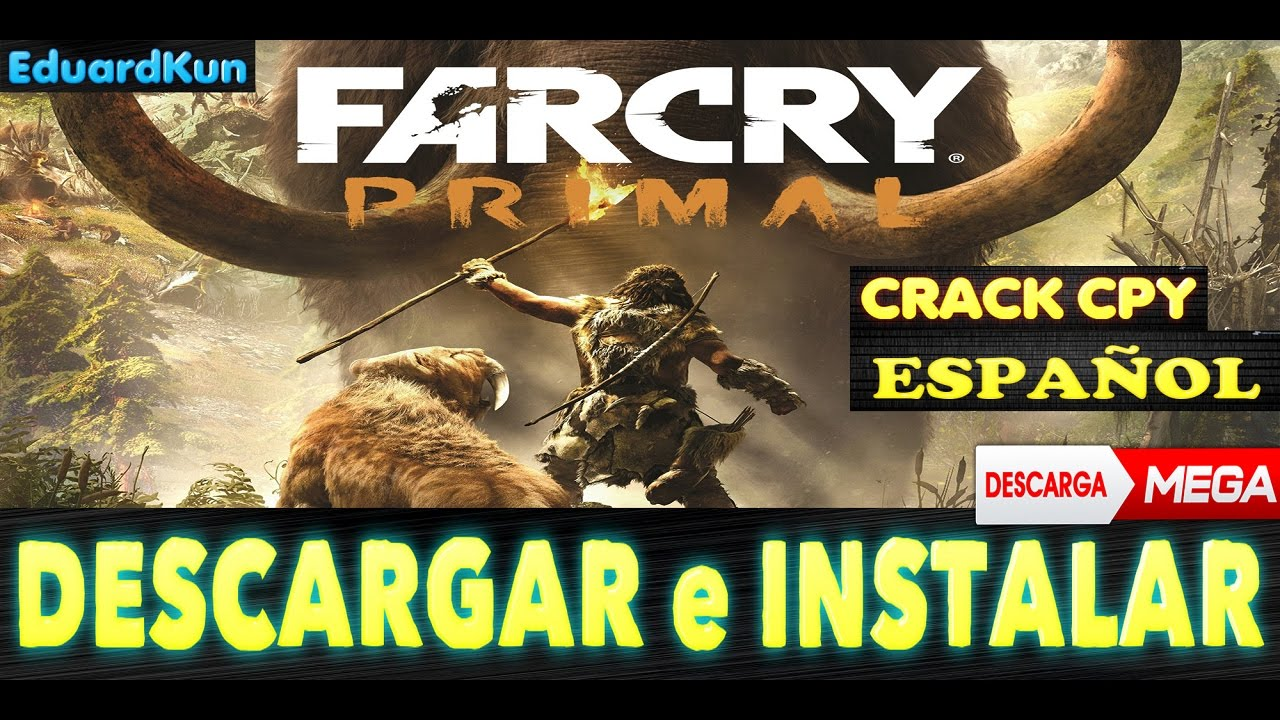 Como Descargar E Instalar Far Cry Primal Para Pc Version Crakeada Y Actualizada Youtube