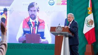 Campeche será primer estado en regresar a clases presenciales. Conferencia presidente AMLO