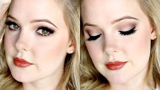 BUDGE PROOF BRIDAL MAKEUP TUTORIAL | WITH LIP OPTIONS!